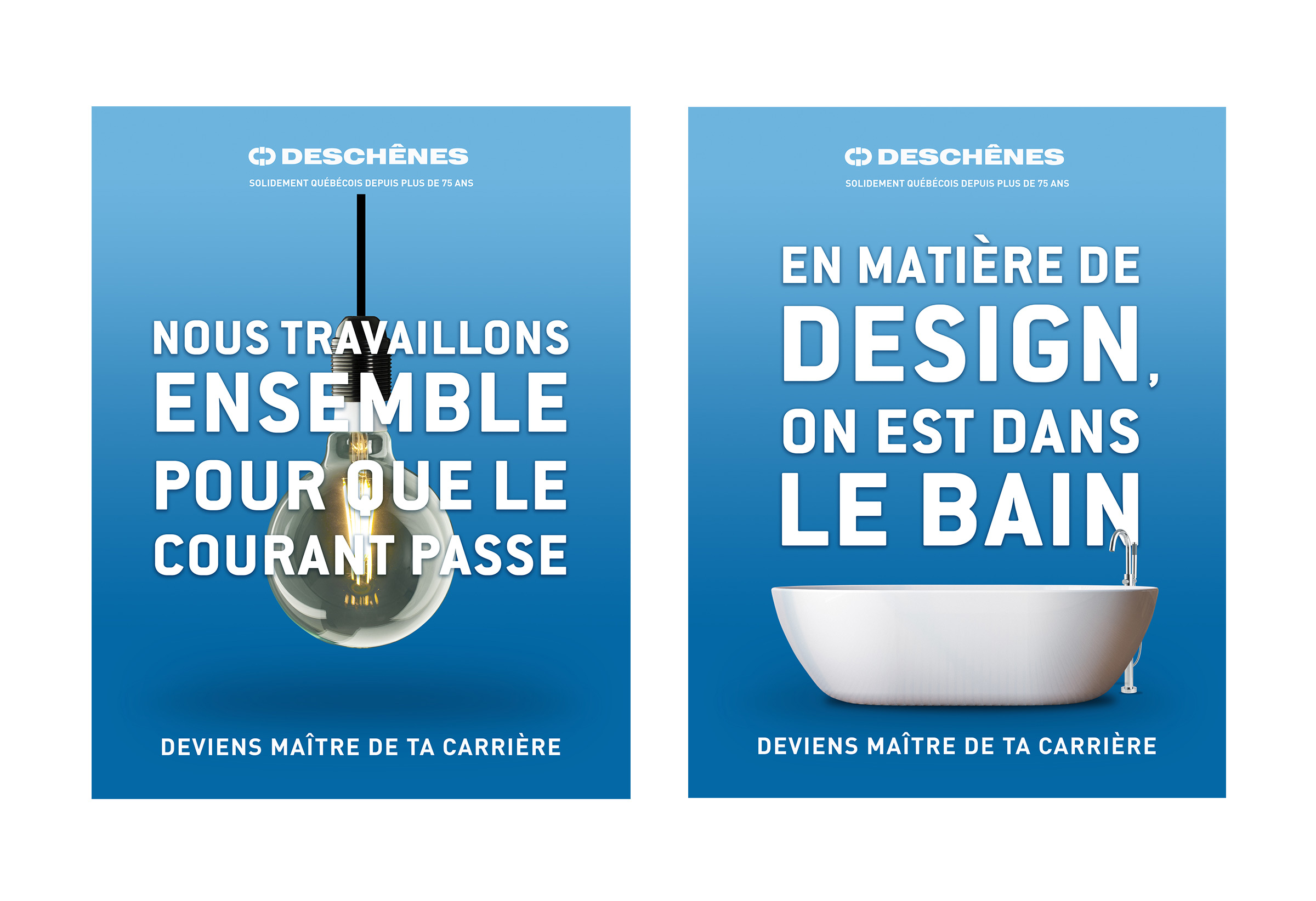 sept24 projects - Develop a unified employer brand for Deschênes